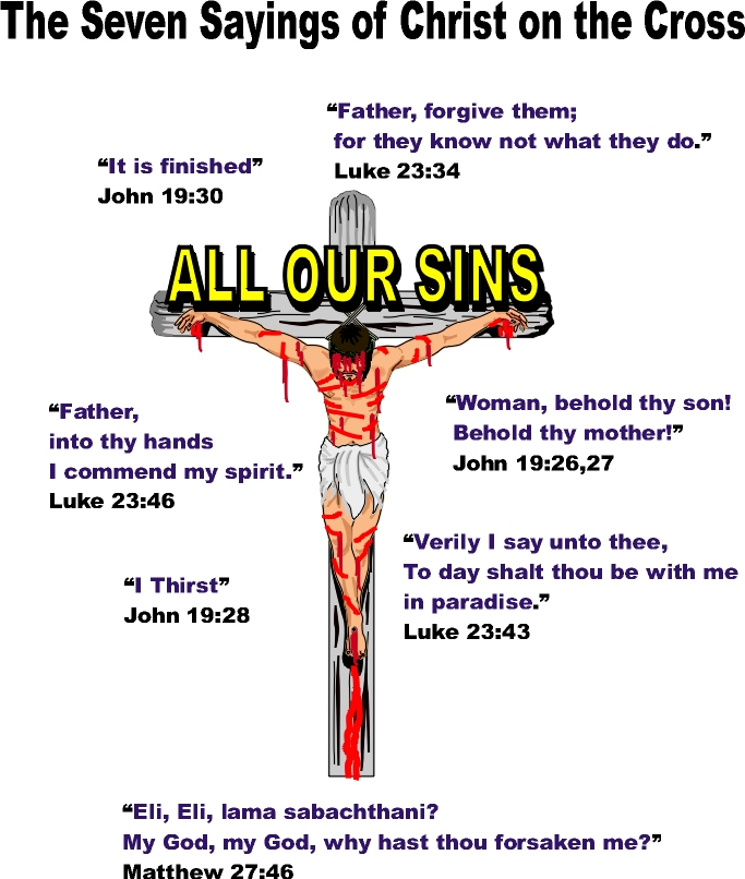 The Seven Last Sayings of Jesus Christ on the Cross