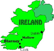 Where in Ireland are Blarney